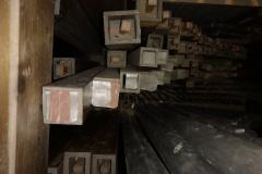 Ozvučnice  dřevěné píštaly