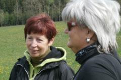 Jarča-organizátorka-výletu
